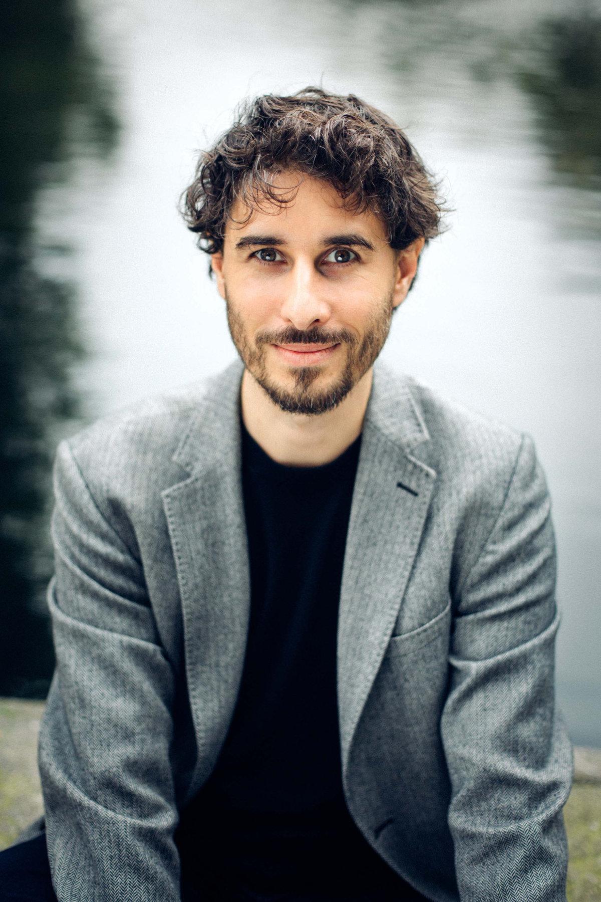 """Raphaël Meyssan, auteur de la Commune de Paris: """"Les Damnés"""" - © Vollmer-Lo"""