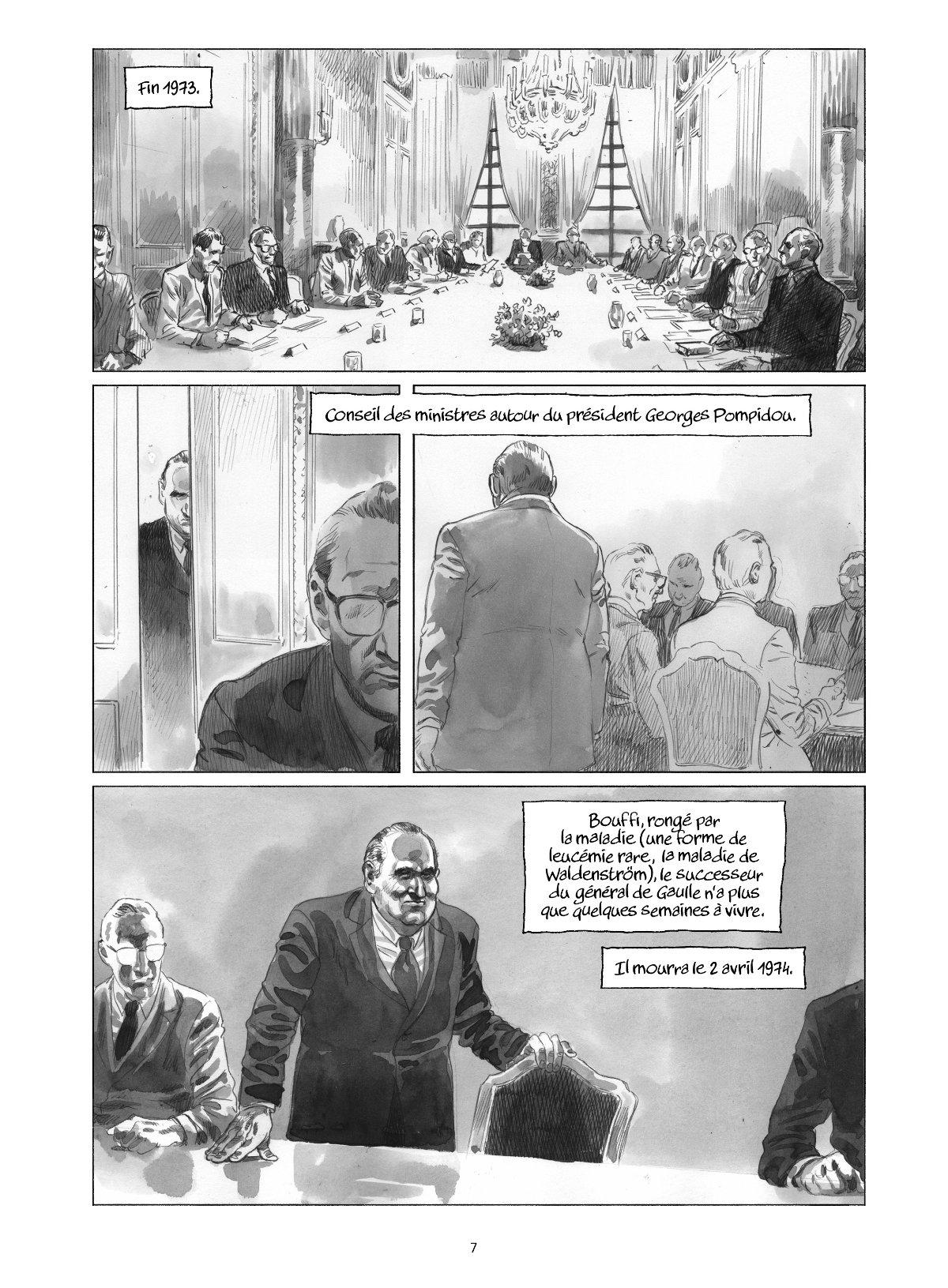 «Le choix du chômage, de Pompidou à Macron, enquête sur les racines de la violence économique», illustration 1