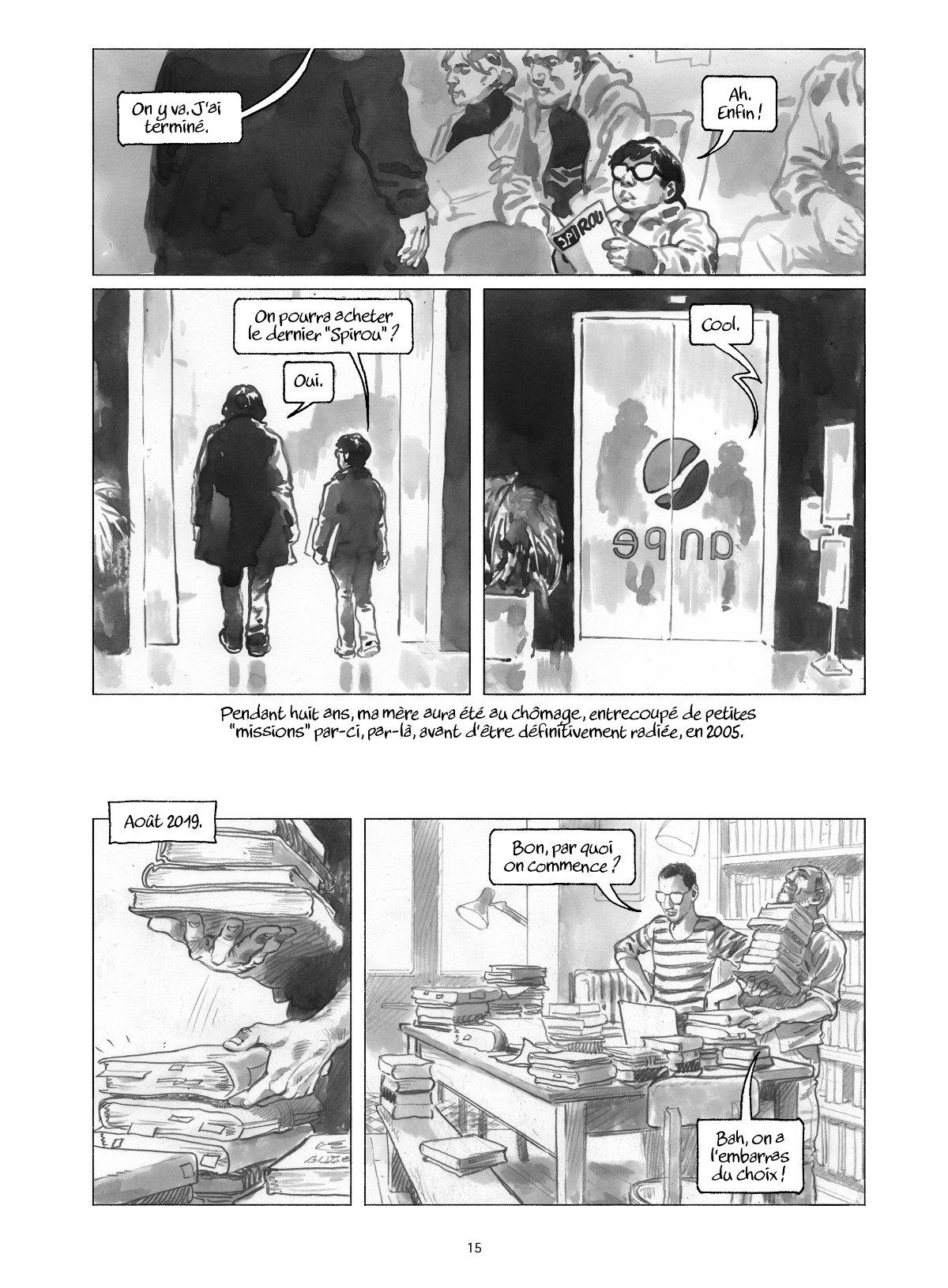«Le choix du chômage, de Pompidou à Macron, enquête sur les racines de la violence économique», illustration 2