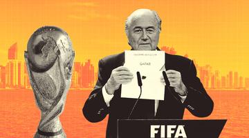 Qatar connection : comment le Qatar s'est offert la Coupe du monde 2022